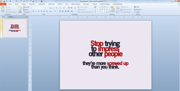 Famous Quotes PPT