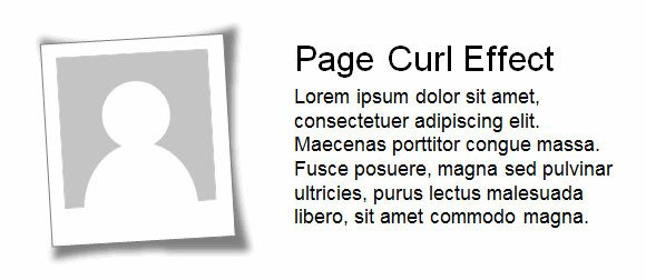 page effect ppt