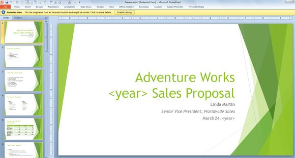 free sales template for powerpoint 2013, Presentation templates