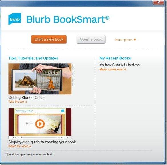 Blurb Booksmart