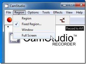 Recording Modes