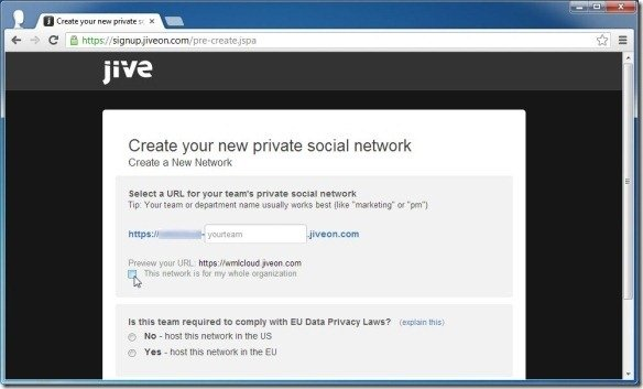 Create A Social Network For Your Enterprise With Jive