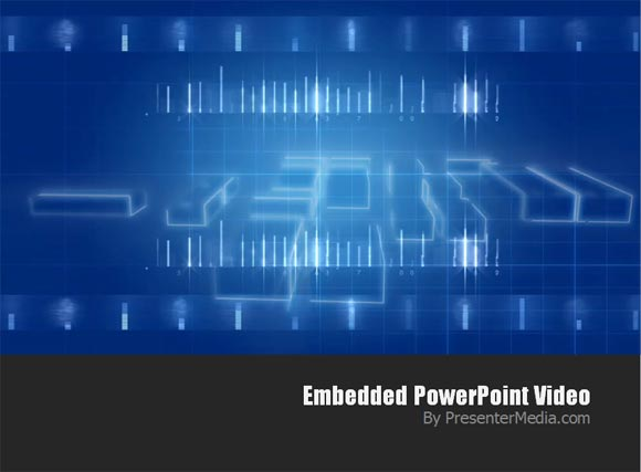 how to use presentermedia video backgrounds, Modern powerpoint