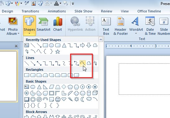 drawing bezier curves in powerpoint 2010, Powerpoint templates