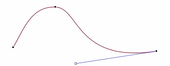 Drawing Bezier Curves in PowerPoint 2010