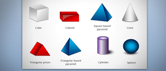 Free 3d geometric shapes template for powerpoint presentations toneelgroepblik Image collections