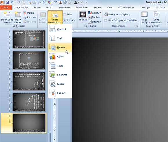 Creating a product catalog in powerpoint 2010 placeholder powerpoint toneelgroepblik Gallery