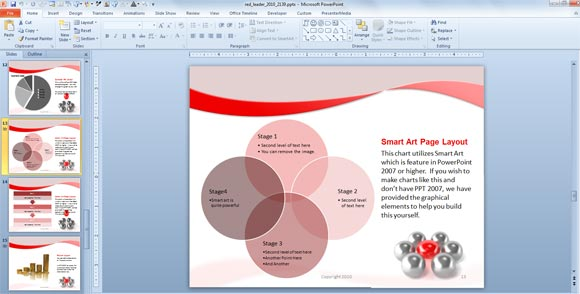 Powerpoint 2007 template selol ink animated powerpoint 2007 templates for presentations toneelgroepblik Choice Image