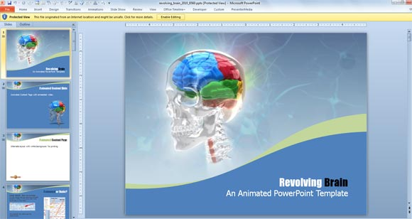 3d and animated powerpoint templates for mac, Powerpoint templates