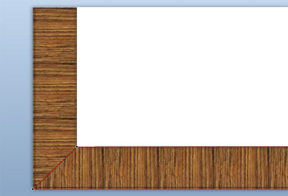 How to make a wooded frame in powerpoint 2010 wood frame powerpoint toneelgroepblik Images