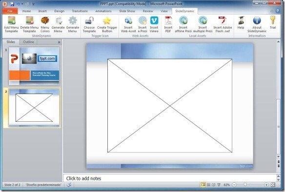 SWF-File-added-to-PowerPoint jpg - FPPT