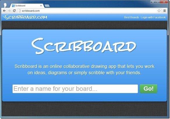 Scribboard