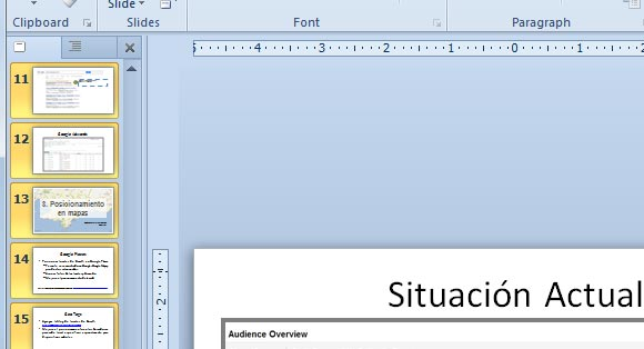 applying a template to powerpoint presentation, Presentation templates