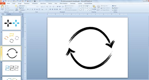 to make custom diagrams for powerpoint presentations using, Modern powerpoint