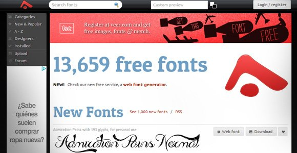 Fonts for PowerPoint