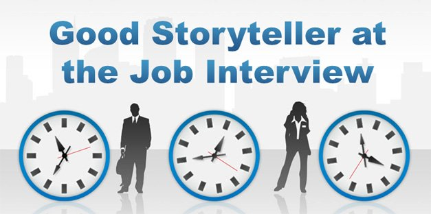 How to be a good storyteller at the job interview toneelgroepblik Images