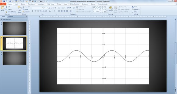 Sine Wave powerpoint