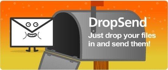 DropSend File Sharing Service