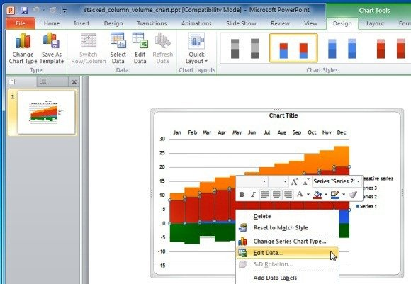 Chart chooser download editable excel and powerpoint chart templates edit powerpoint chart toneelgroepblik