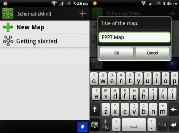 SchematicMind Free Mind Map App