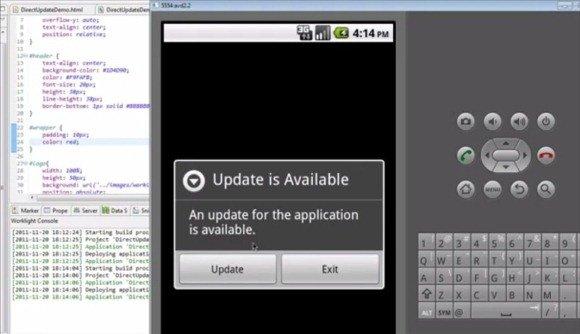 Worklight App Development