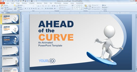 4 examples of awesome professional powerpoint templates for business the message in a well designed professional powerpoint presentation you can safely remove any of the ppt clipart or swapped out with other images toneelgroepblik Image collections