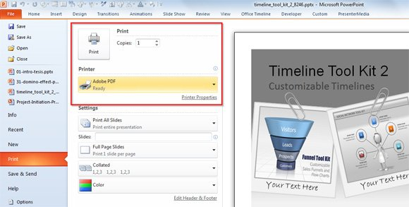 how to convert powerpoint to kindle or ebook format, Modern powerpoint