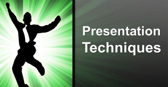 Different Presentation Techniques for Diverse Audiences
