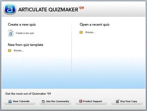 Articulate Quizmaker: Create Quizzes, Surveys, and Interactive ...