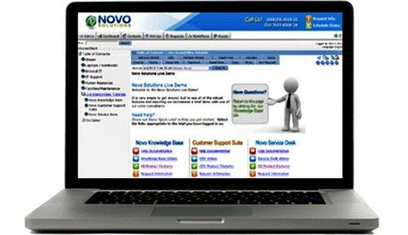 Novo Knowledge Management