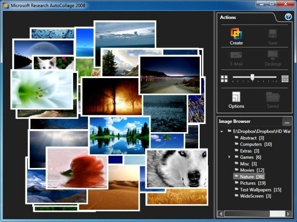 autocollage automatically create amazing collage from memorable photos