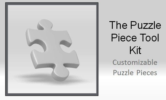 puzzle pieces toolkit for powerpoint presentations, Modern powerpoint