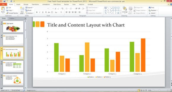 template powerpoint 2013 free