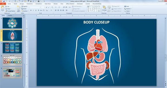 Top effective medical powerpoint templates for healthcare industry toneelgroepblik Images