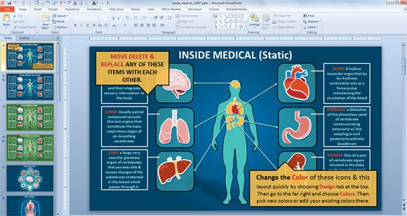 Top effective medical powerpoint templates for healthcare industry toneelgroepblik Gallery