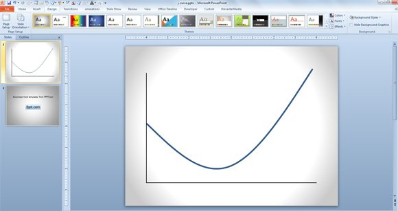 Using j curve in powerpoint presentations pronofoot35fo Choice Image