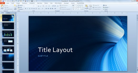 Ms powerpoint template yelomdiffusion free tunnel template for microsoft powerpoint 2013 maxwellsz