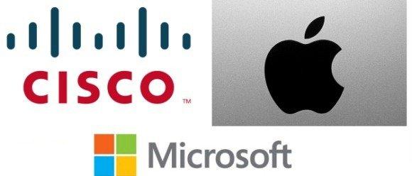Cisco apple and microsoftg fppt maxwellsz