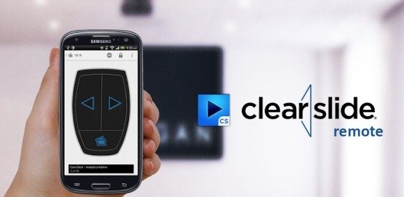 ClearSlide Remote