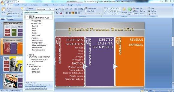 EFFECTIVE BUSINESS PLAN4