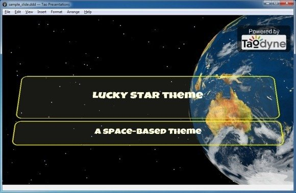 Lucky Star Theme