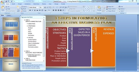 business plan presentation powerpoint