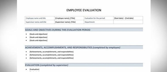 employee-evaluation-template-word