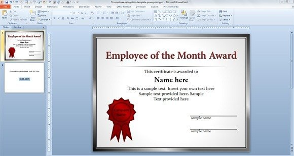 employee-of-the-month-template-powerpoint