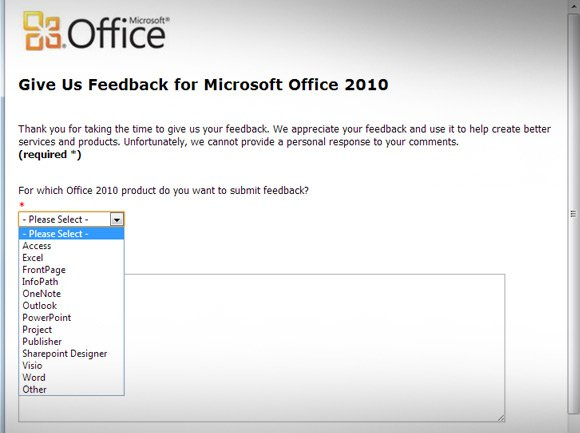 How to send microsoft office powerpoint feedback to microsoft send feedback to powerpoint toneelgroepblik Gallery