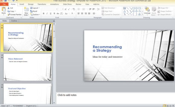 Free business strategy template for powerpoint 2013 free business strategy template for powerpoint 2013 1 accmission Image collections