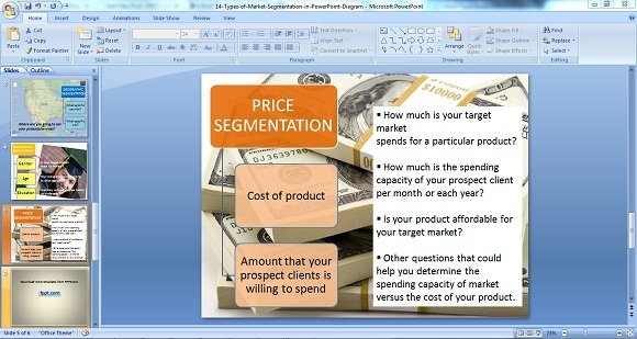 types of market segmentation4