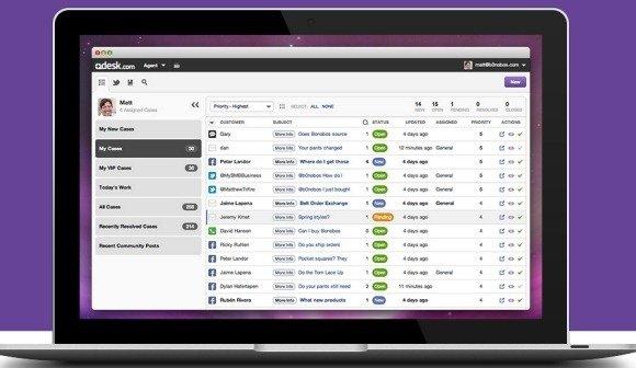 Desk.Com: Customer Support Platform With Salesforce ...