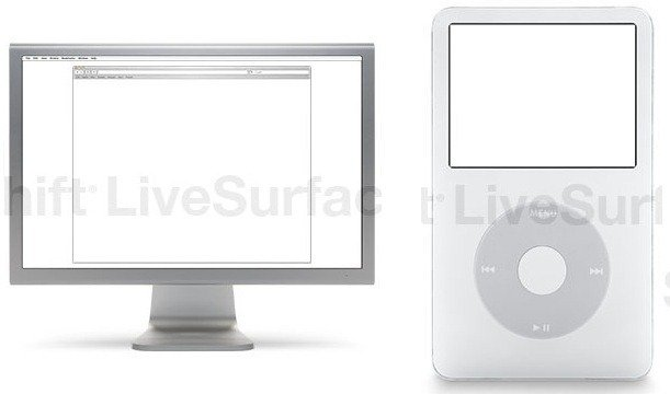 LiveSurface images