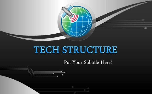 Animated technology template for powerpoint tech structure powerpoint template create animated tech presentations toneelgroepblik